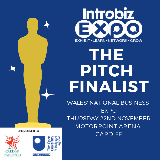THE PITCH FINALIST
